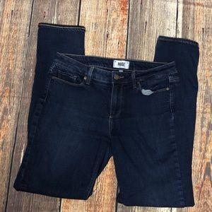 Paige skyline skinny jeans, sz 31